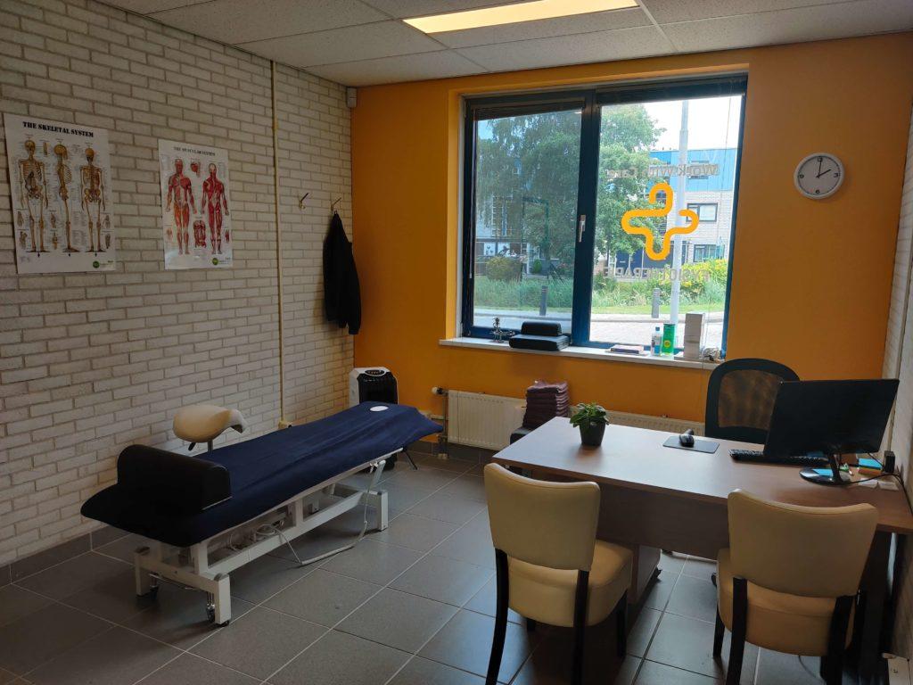 Behandelkamer Fysiotherapie
