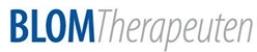 Samenwerkingen: Logo BlomTherapie