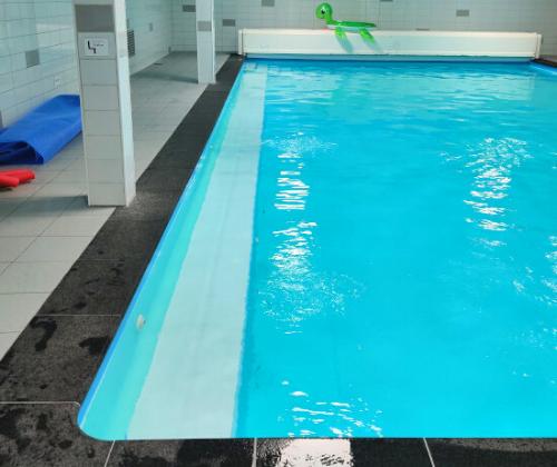 Zwembadrand Hydrotherapie
