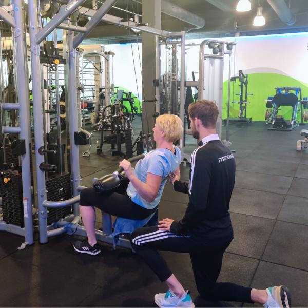 Medische fitness in Velserbroek en Schagen
